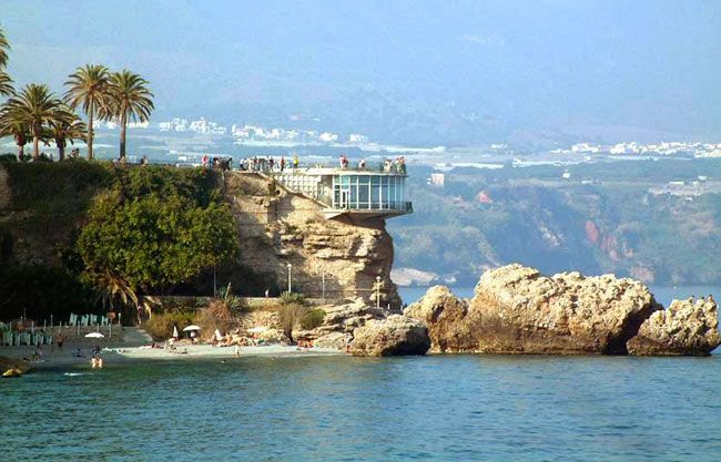 Tour Booking Taxi Marbella por Nerja